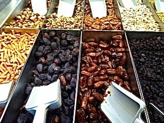 date / nut bar